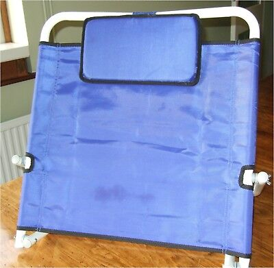 Cefndy Birling B50 Foldaway 5 Position Adjustable Bed Back Rest Support Mobility