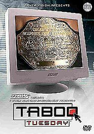 WWE Taboo Tuesday Dvd Brand New & Factory Sealed