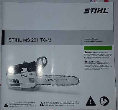 Stihl ms201,201t service manual download manuals & technical.