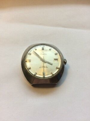 Vintage Tradition 17 Jewels Self Winding Swiss Made Watch No Band