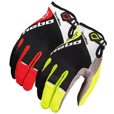 Hebo Toni Bou PRO-2 Replica Trials Offroad Motorcycle Gloves