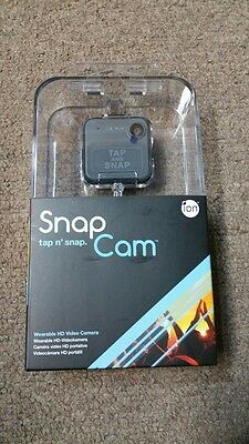 iON SnapCam Lite Lifestyle Wearable HD Video Camera
