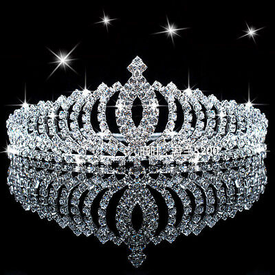 Tiara Bridal Hair Accessories Wedding Hair Jewellery Large Tiara Bridesmaid
