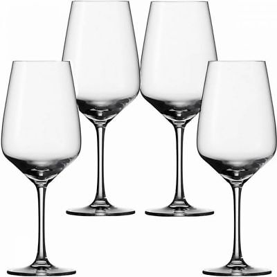 Vivo Villeroy & Boch Group Voice Basic Glass White Wine Goblet 4 Piece Set