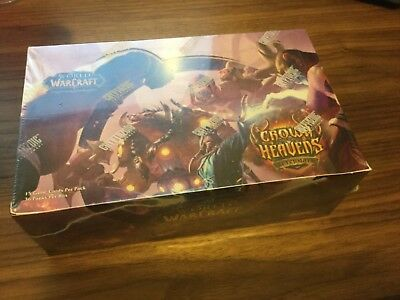WOW TCG Crown of Heavens 36 pack booster box