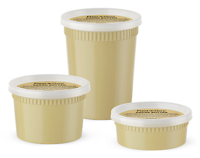 Raw Cocoa Butter 100% Pure Unrefined Organic FOOD GRADE Cacao Chocolate Bean