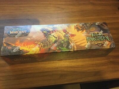WOW TCG Tomb of the Forgotten Aftermath Epic Collection box