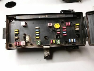 06-07 DODGE RAM 1500 Totaly Integrated Power Module Tipm
