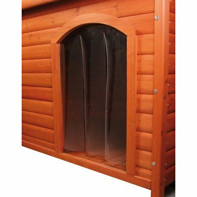 TRIXIE Plastic Door for Peaked Roof Dog House