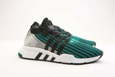 cedd82947972 CQ2998 Adidas Men EQT Support Mid ADV Primeknit black core black sub green