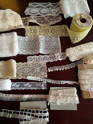 Vintage_Lot_Of_Embroidered_Lace_Trim_Ribbon_48.96_Yards_In_All