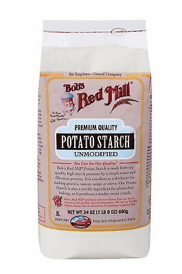 Bobs Red Mill, Potato Starch, 24 Ounce