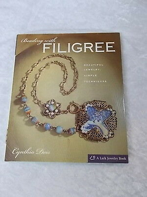 Beading with Filigree by Cynthia Deis  (CB14)