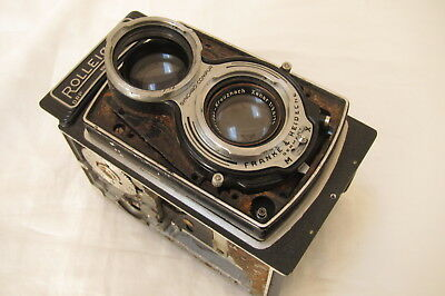 Rolleicord camera  for parts