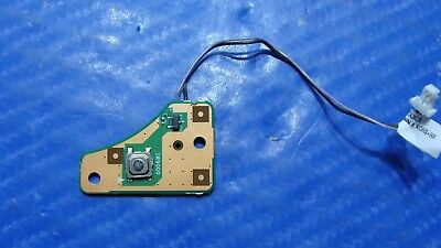 Toshiba C855 C855D Genuine Power Button Board w// Cable V000270770 Grade A