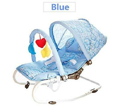 Portable Infant to Toddler Rocker Bouncer Seat Baby Chair Sleeper Swing Toy NEW