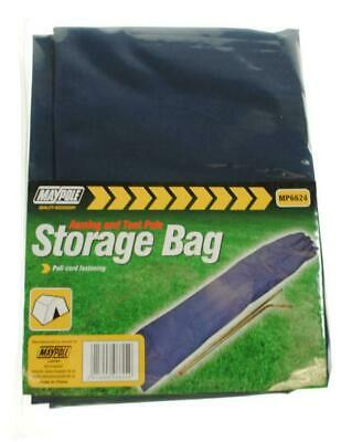 Maypole Awning & Tent Pole Storage Bag 150cm x 40cm Blue MP6624 Camping Caravan