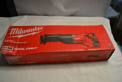 Brand New MILWAUKEE 2621-20 SAWZALL M18 CORDLESS RECIP SAW TOOL ONLY