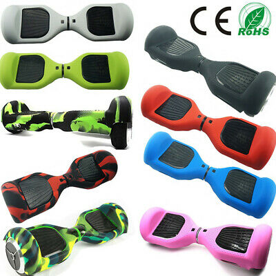 Coque Silicone 6.5''Hoverboard Protection Housse Case Hover board pouces 2Roues