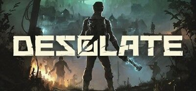 Desolate- PC Global Play Not Key/Code - Günstigst