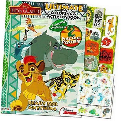 coloring and activity book with 2 poster,  stickers and safari sticker pack