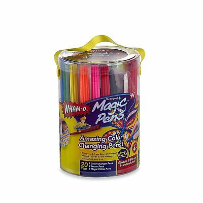 Magic Pens by Wham-O 20ct (NEW)