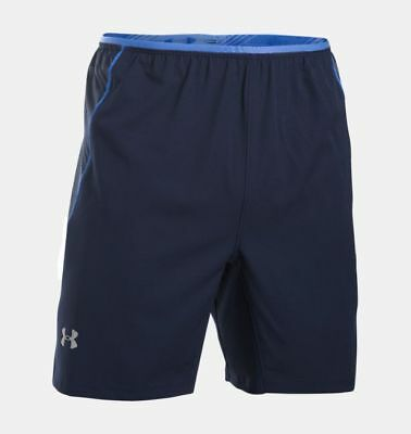Under Armour Men's UA CoolSwitch Run Shorts Blue New 1271846 size S