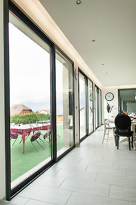 Aluminium Patio Doors - Rhino Aluminium Ltd - Direct from the manufacturer.