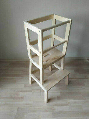 Lernturm - Learning Tower -Montessori Art