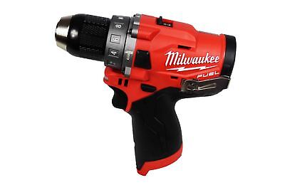 "Milwaukee 2504-20 FUEL 1/2"" Brushless Hammer Drill12V Replaces 2404-20 Bare Tool"