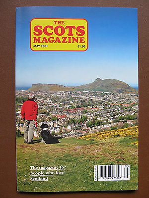 SCOTS MAGAZINE May 2001 - Mulberry Harbour - Isle of May - Coll and Tiree