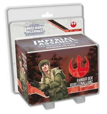 Star Wars Imperial Assault - Ranger of Rebel Alliance Extension (German)