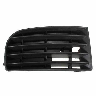 Vw Golf Mk5 2004 - 2008 Front Bumper Lower Grille Right Driver Side O/s