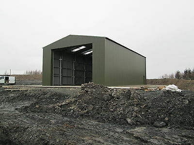 Large Storage Steel Framed Building | 12m x 20m |  Storage | Workshop | No16