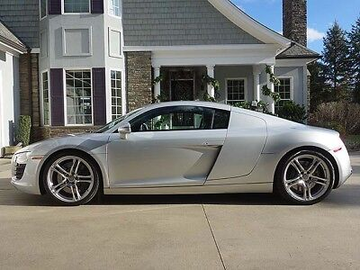 2008 Audi R8  2008 Audi R8 Pre Purchase Inspection Fully Serviced