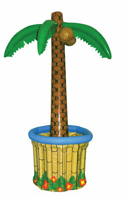 Inflatable Palm Tree Cooler - 170cm - Drinks Hawaiian Summer Party Beach
