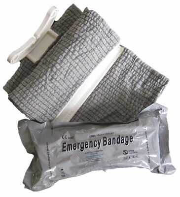 Israeli Combat Bandage • First Aid Compression Bandage • 6 inch wide