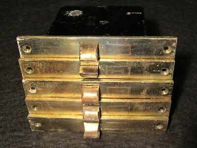 5 Available! 1 High Quality Antique RUSSWIN Mortise Lock, Good Functional Cond.