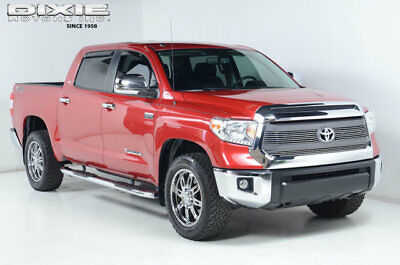 2015 Toyota Tundra TSS Off Road Carfax certified 1 Owner 4WD Back up TSS Off Road Carfax certified 1 Owner 4WD Back up camera