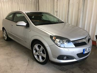 2007 Vauxhall Astra 1.9 CDTi 16v SRi Sport Hatch 3dr- low mileage