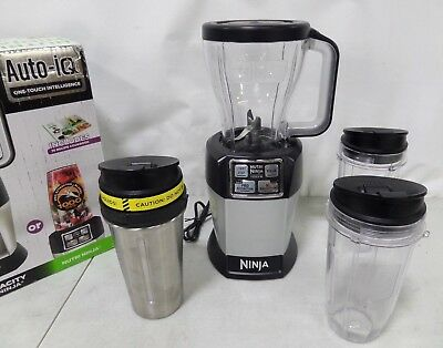 Nutri Ninja Complete Extraction System BL486CO