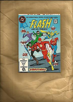 The Flash Digest 1981 DC Special Series 24 green lantern dr fate DC Comics