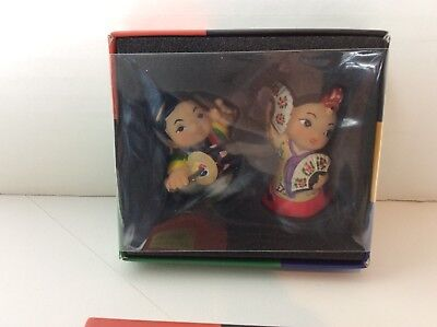 Korean Traditional Folk Figurine Magnetic Ornaments from Danisl Art Gallery - #2