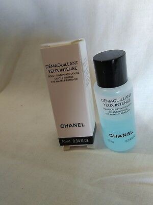 CHANEL Eye make up remover Sample