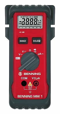 Benning Digital-Multimeter MM 1 - 044027