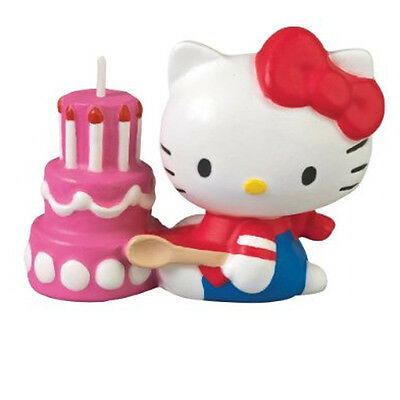Wilton Hello Kitty Birthday Candle - Cake Party Supplies Candles