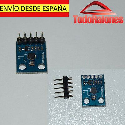 arduino compass GY-273 HMC5883L Triple Axis electronics raspberry plate orients