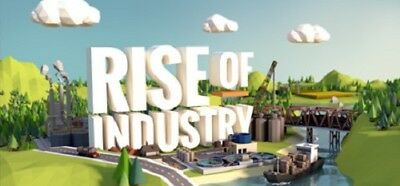 Rise of Industry - PC Global Play Not Key/Code - Günstigst