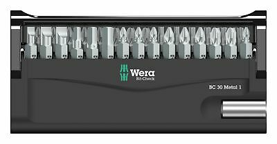 Wera Bit-Check 30 Metal 1 - 05057434001