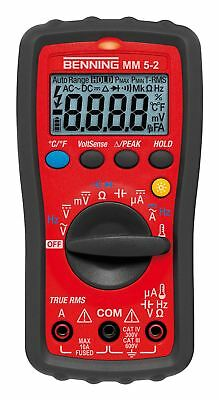 Benning Digital-Multimeter MM 5-2 - 044071